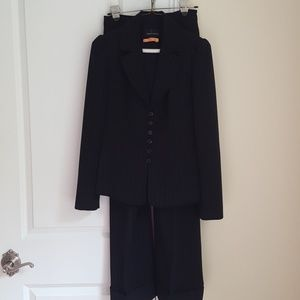 Moda pants suit